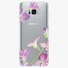 iSaprio Plastový kryt - Purple Orchid - Samsung Galaxy S8