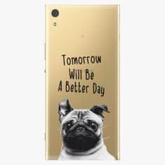 iSaprio Plastový kryt - Better Day 01 - Sony Xperia XA1 Ultra