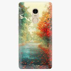 iSaprio Plastový kryt - Autumn 03 - Xiaomi Redmi Note 4