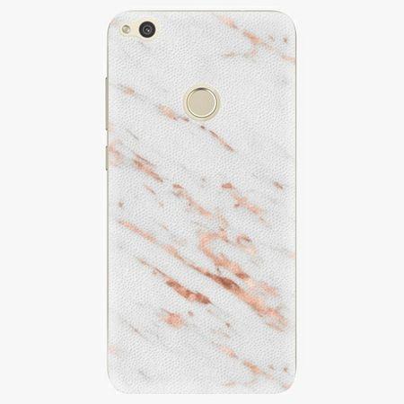 iSaprio Plastový kryt - Rose Gold Marble - Huawei P9 Lite 2017