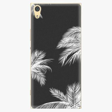 iSaprio Plastový kryt - White Palm - Sony Xperia XA1 Ultra