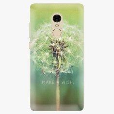 iSaprio Silikonové pouzdro - Wish - Xiaomi Redmi Note 4