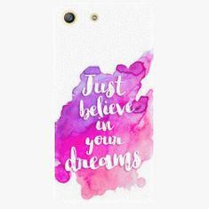 iSaprio Plastový kryt - Believe - Sony Xperia M5