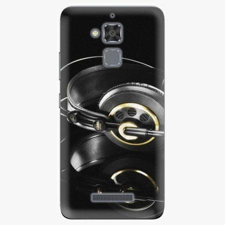 iSaprio Plastový kryt - Headphones 02 - Asus ZenFone 3 Max ZC520TL