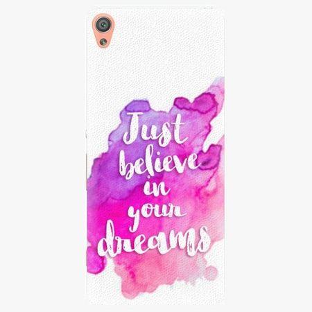 iSaprio Plastový kryt - Believe - Sony Xperia XA