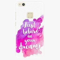 iSaprio Plastový kryt - Believe - Huawei P10 Lite