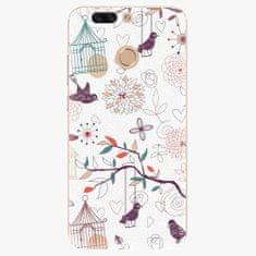 iSaprio Plastový kryt - Birds - Huawei Honor 8 Pro