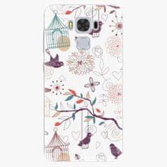 iSaprio Plastový kryt - Birds - Asus ZenFone 3 Max ZC553KL