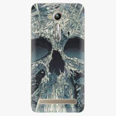 iSaprio Plastový kryt - Abstract Skull - Asus ZenFone Go ZB500KL