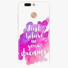 iSaprio Plastový kryt - Believe - Huawei Honor 8 Pro