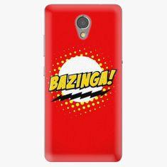 iSaprio Plastový kryt - Bazinga 01 - Lenovo P2