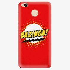 iSaprio Plastový kryt - Bazinga 01 - Xiaomi Redmi 4X