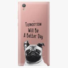 iSaprio Plastový kryt - Better Day 01 - Sony Xperia L1