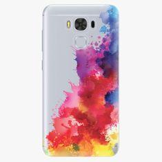 iSaprio Plastový kryt - Color Splash 01 - Asus ZenFone 3 Max ZC553KL