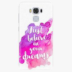 iSaprio Plastový kryt - Believe - Asus ZenFone 3 Max ZC553KL