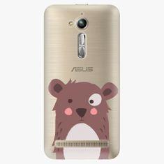iSaprio Plastový kryt - Brown Bear - Asus ZenFone Go ZB500KL