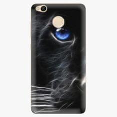 iSaprio Plastový kryt - Black Puma - Xiaomi Redmi 4X