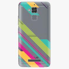 iSaprio Plastový kryt - Color Stripes 03 - Asus ZenFone 3 Max ZC520TL