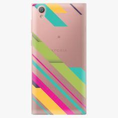 iSaprio Plastový kryt - Color Stripes 03 - Sony Xperia L1