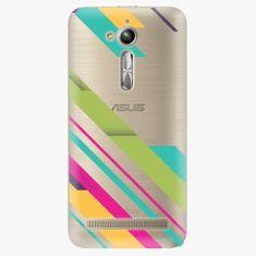 iSaprio Plastový kryt - Color Stripes 03 - Asus ZenFone Go ZB500KL