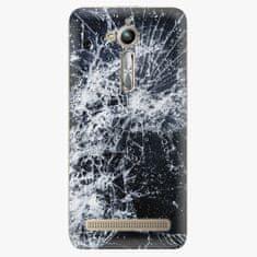 iSaprio Plastový kryt - Cracked - Asus ZenFone Go ZB500KL
