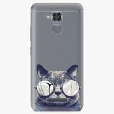 iSaprio Plastový kryt - Crazy Cat 01 - Asus ZenFone 3 Max ZC520TL