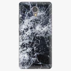 iSaprio Plastový kryt - Cracked - Lenovo P2