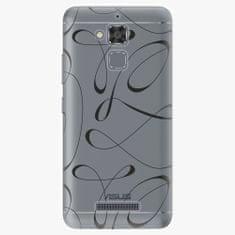 iSaprio Plastový kryt - Fancy - black - Asus ZenFone 3 Max ZC520TL
