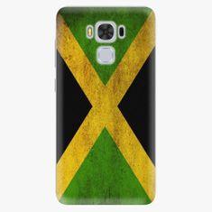 iSaprio Plastový kryt - Flag of Jamaica - Asus ZenFone 3 Max ZC553KL