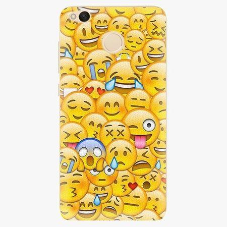 iSaprio Silikonové pouzdro - Emoji - Xiaomi Redmi 4X