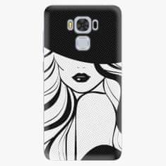 iSaprio Plastový kryt - First Lady - Asus ZenFone 3 Max ZC553KL
