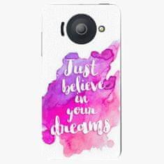 iSaprio Plastový kryt - Believe - Huawei Ascend Y300