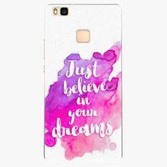 iSaprio Plastový kryt - Believe - Huawei Ascend P9 Lite