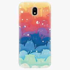iSaprio Plastový kryt - Cats World - Samsung Galaxy J5 2017