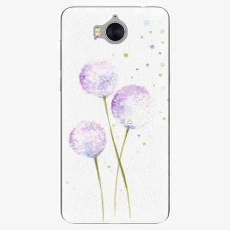 iSaprio Plastový kryt - Dandelion - Huawei Y5 2017 / Y6 2017