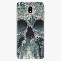iSaprio Plastový kryt - Abstract Skull - Samsung Galaxy J5 2017