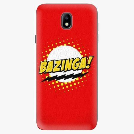 iSaprio Plastový kryt - Bazinga 01 - Samsung Galaxy J7 2017
