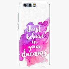 iSaprio Plastový kryt - Believe - Huawei Honor 9