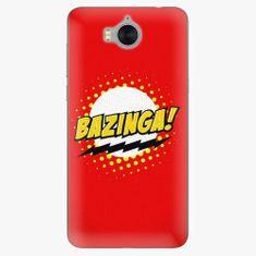 iSaprio Plastový kryt - Bazinga 01 - Huawei Y5 2017 / Y6 2017