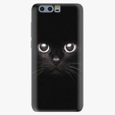 iSaprio Plastový kryt - Black Cat - Huawei Honor 9