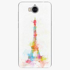 iSaprio Plastový kryt - Eiffel Tower - Huawei Y5 2017 / Y6 2017