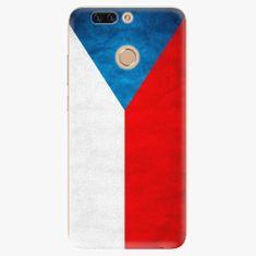 iSaprio Plastový kryt - Czech Flag - Huawei Honor 8 Pro