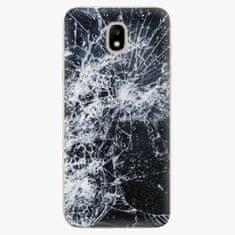 iSaprio Plastový kryt - Cracked - Samsung Galaxy J5 2017