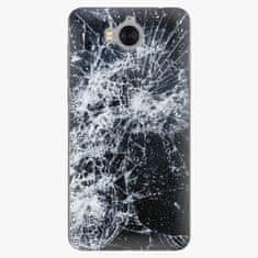 iSaprio Plastový kryt - Cracked - Huawei Y5 2017 / Y6 2017