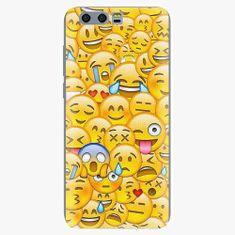 iSaprio Plastový kryt - Emoji - Huawei Honor 9