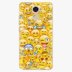 iSaprio Plastový kryt - Emoji - Huawei Y7 / Y7 Prime