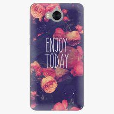 iSaprio Silikonové pouzdro - Enjoy Today - Huawei Y5 2017 / Y6 2017