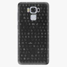iSaprio Plastový kryt - Ampersand 01 - Asus ZenFone 3 Max ZC553KL