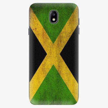 iSaprio Plastový kryt - Flag of Jamaica - Samsung Galaxy J7 2017