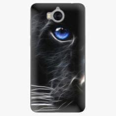 iSaprio Plastový kryt - Black Puma - Huawei Y5 2017 / Y6 2017